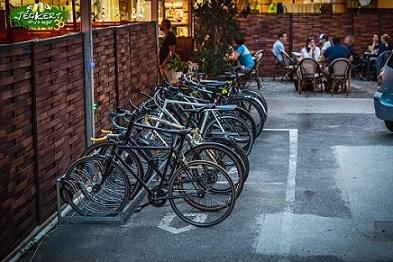 Jégkert kerékpár